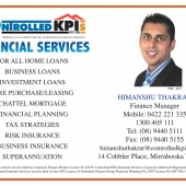 HT FINANCIAL AD A5
