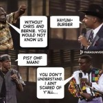 Def Comedy Jam – Chris Tucker, Bernie Mac Meme