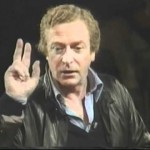 Michael Caine – Acting in Film Workshop