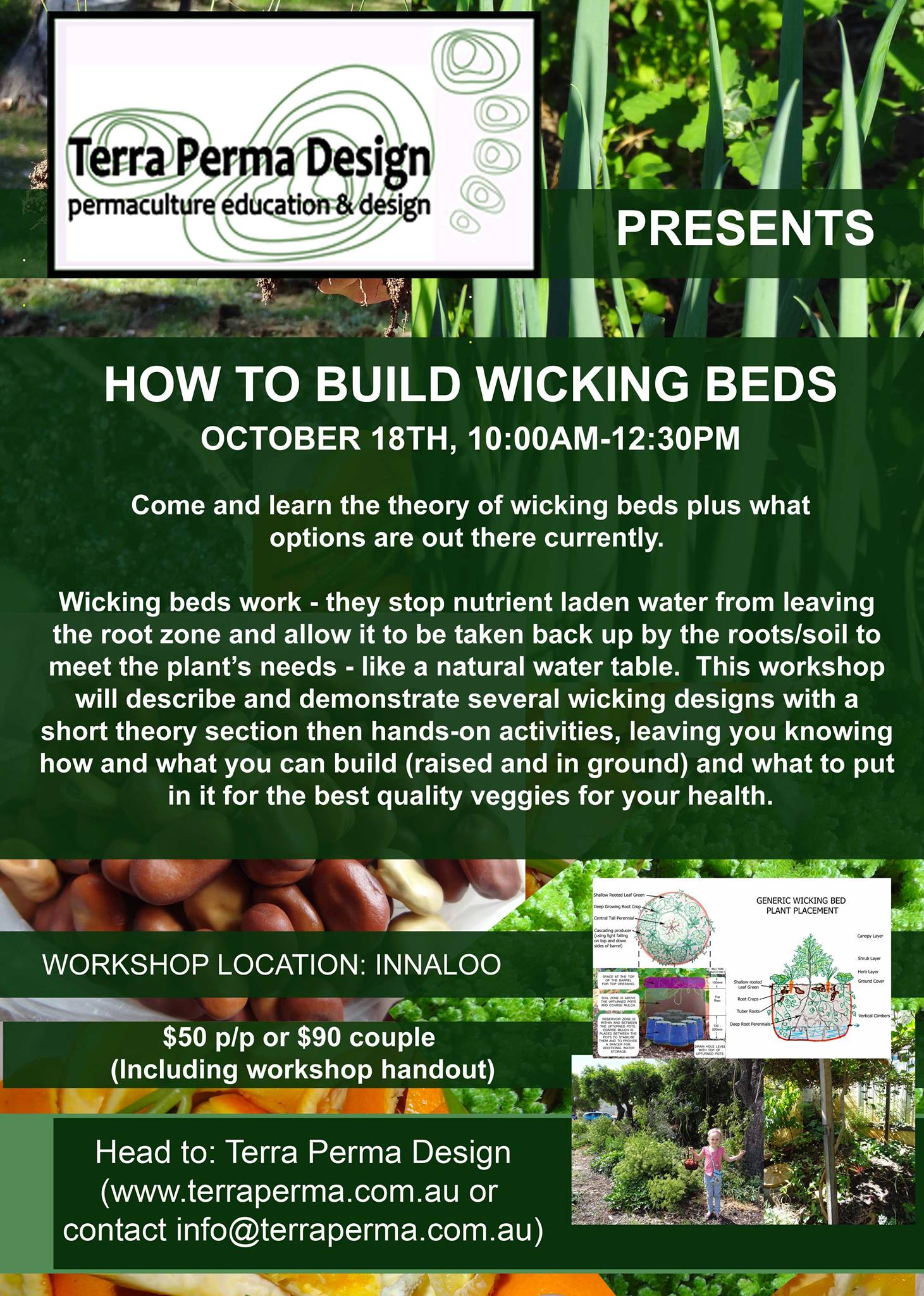 How to Build Wicking Beds